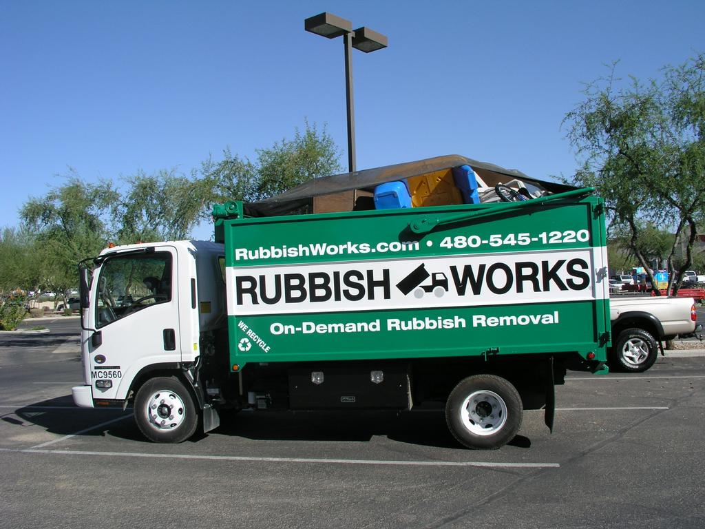 Rubbish Works Of Scottsdale Cave Creek Az 85331 180