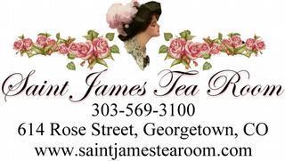 St James Tea Room Coupons