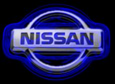 nissan logo blue from m 39 lady nissan in crystal lake il 60014. Black Bedroom Furniture Sets. Home Design Ideas