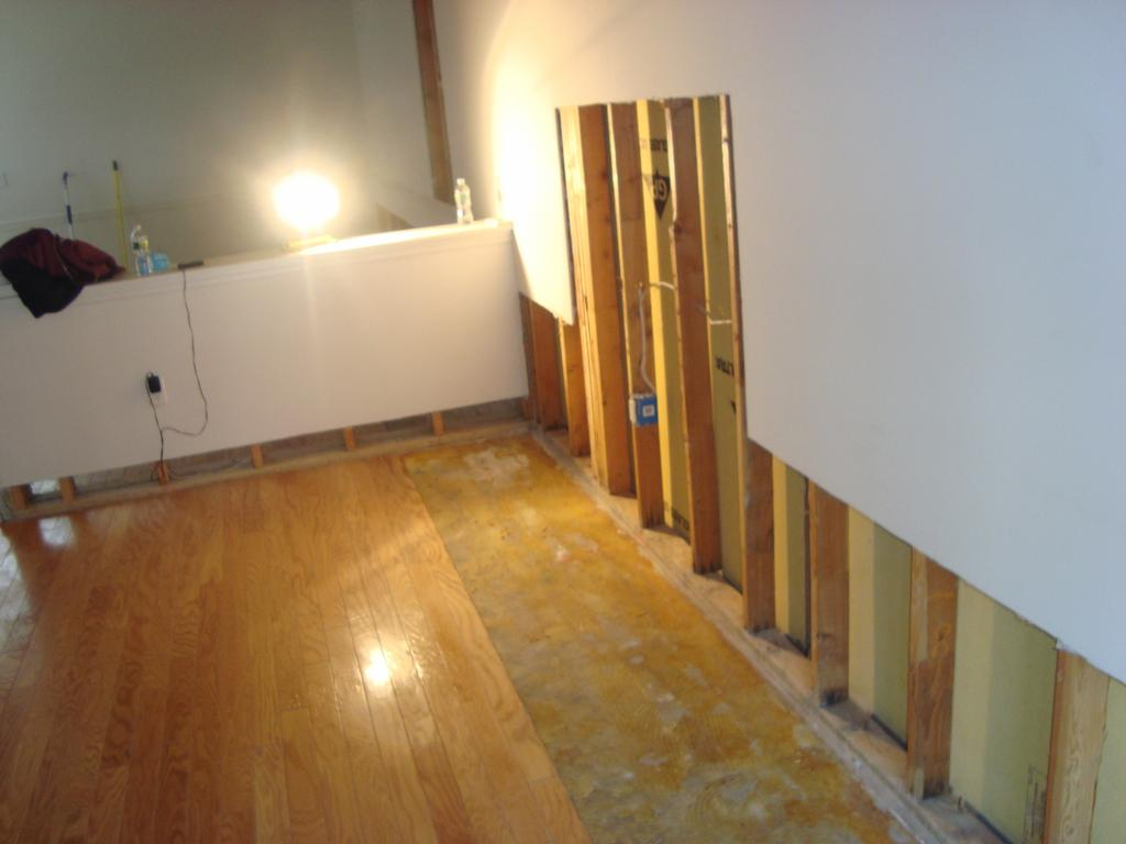 Pictures for water damage central nj in old for Kitchen cabinets 08857