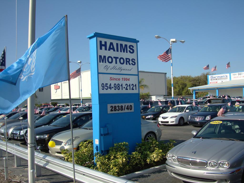Haims Motors Hollywood Used Cars New Cars Autocars Blog