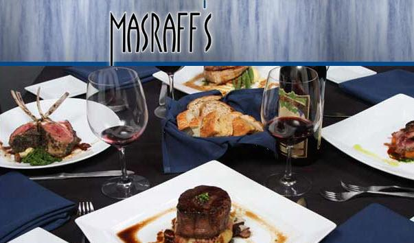 Masraff 39 s houston tx 77056 713 355 1975 catering for American cuisine houston