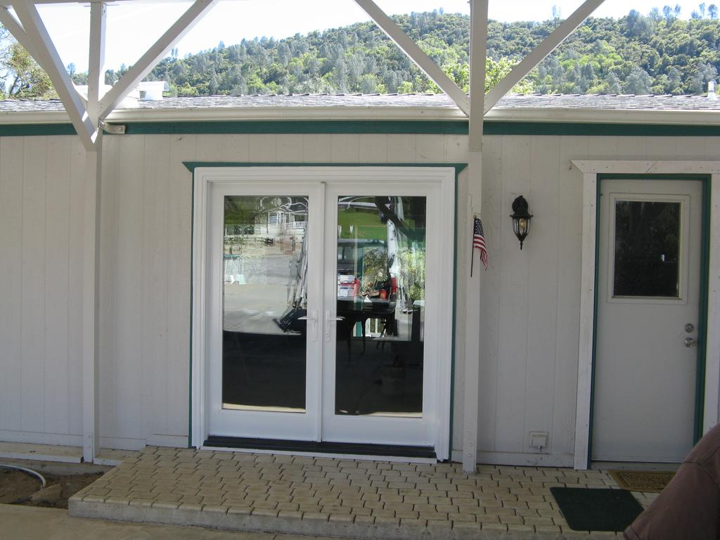 Milgard Vinyl French Doors From Country Oaks Glass And