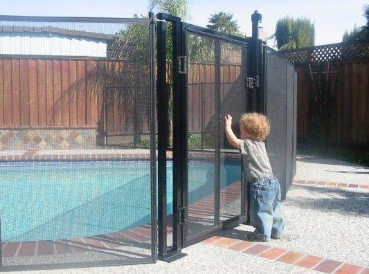 Pictures For Baby Barrier Pool Fence Of Central Florida Inc In