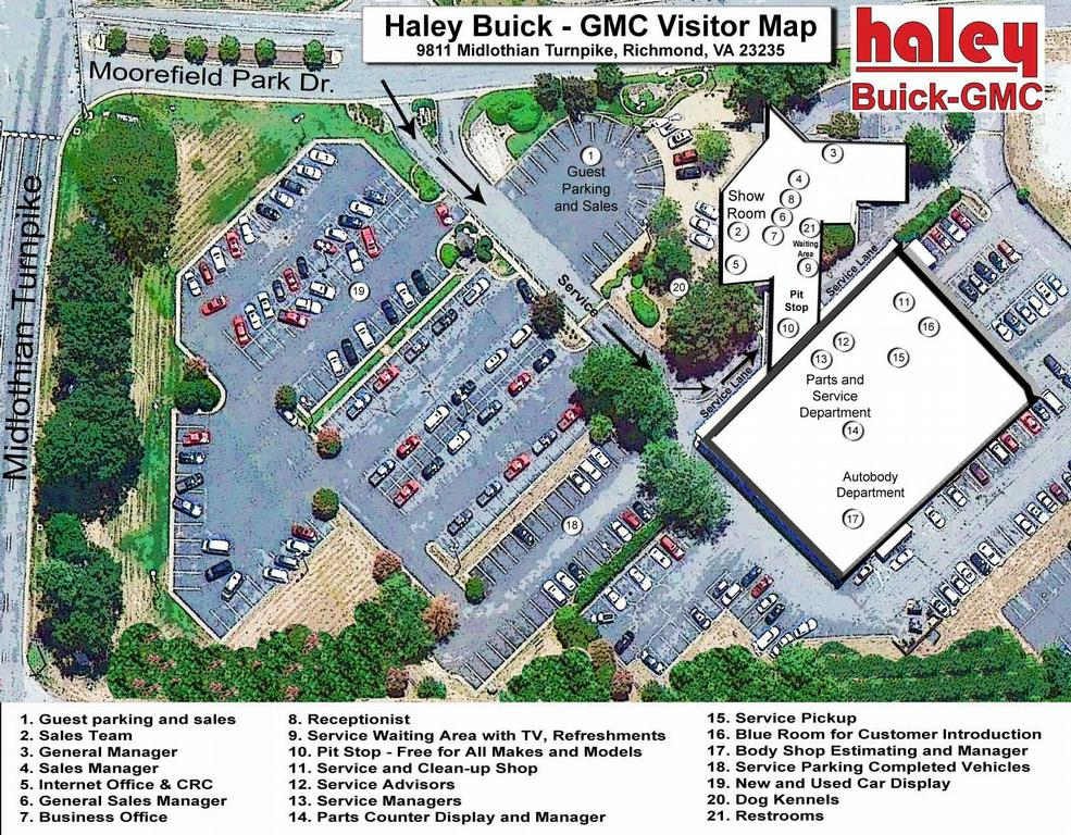 Haley Buick Gmc Is A Richmond Gmc Buick Dealer And A New