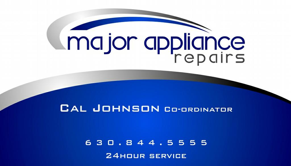 Awesome Appliance Business Cards Gallery - Business Card Ideas ...