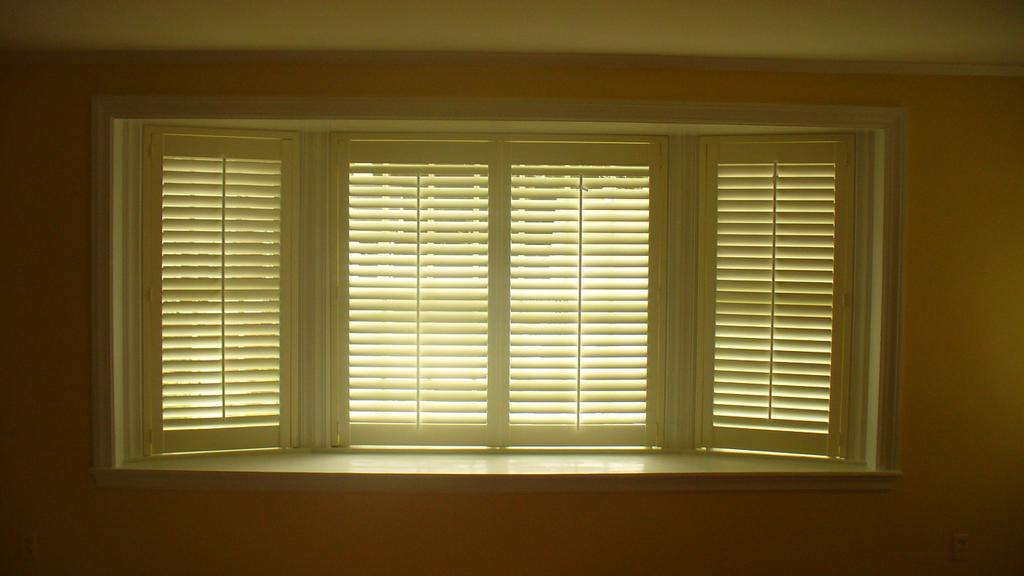 Shutter Bay Windows from Frugal Blinds and Shutters Inc in Hingham ...