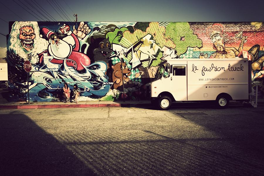 Pictures For Le Fashion Truck In Los Angeles Ca 90017