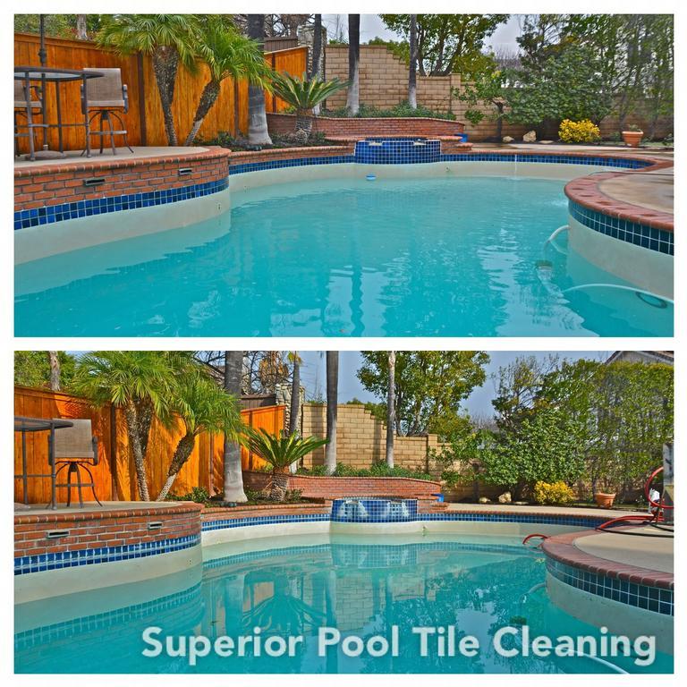 Superior Pool Tile Cleaning Yorba Linda Ca 92887 888