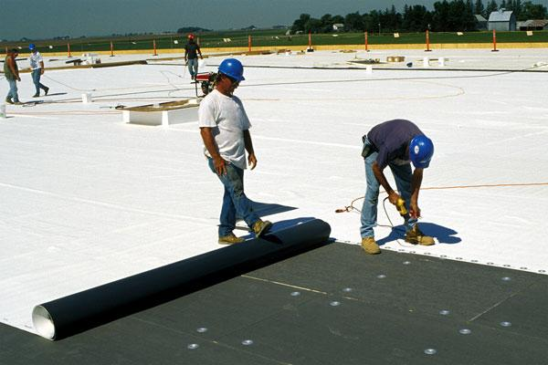 Tpo Roofing Membrane Pic From Tropical Roofing Enterprises