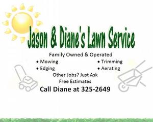Lawn Mowing - All About Lawns