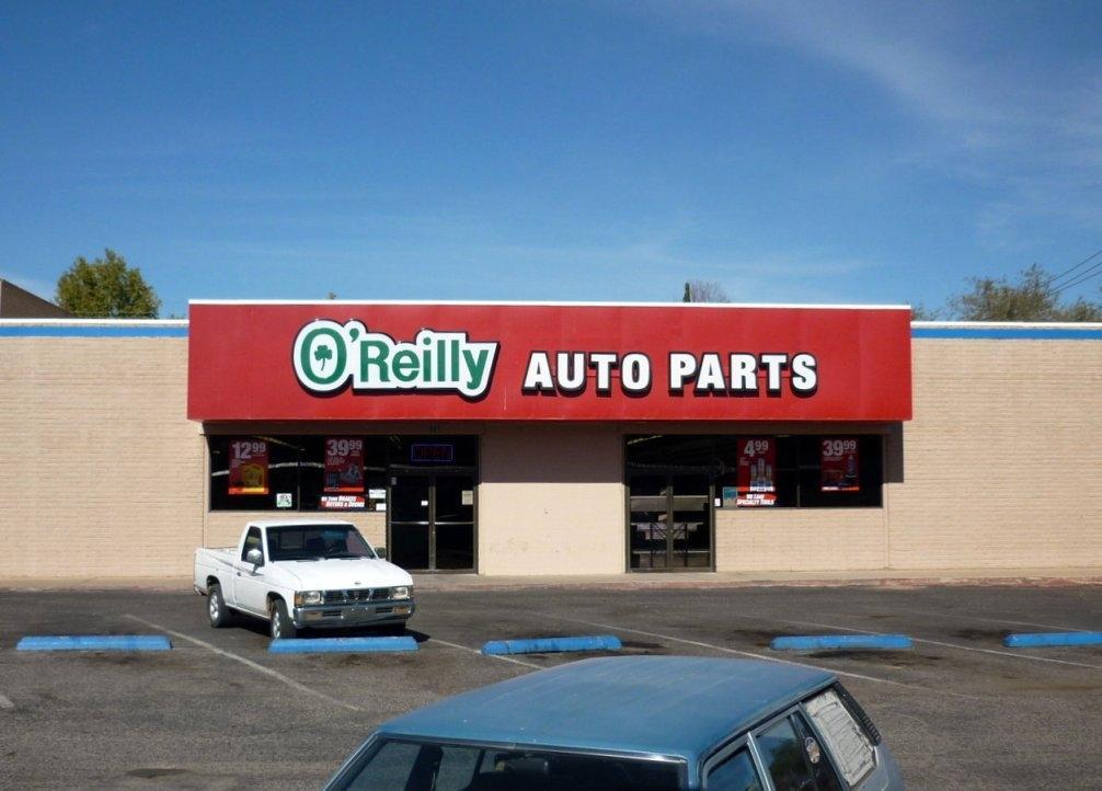 Reilly auto parts nogales az 85621 520 287 4102