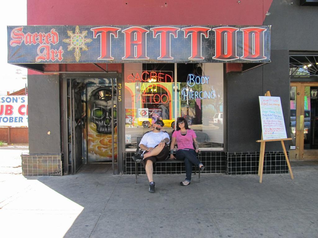 Sacred art tattoo tucson az 85705 520 622 7050 artists for Sacred art tattoo tucson