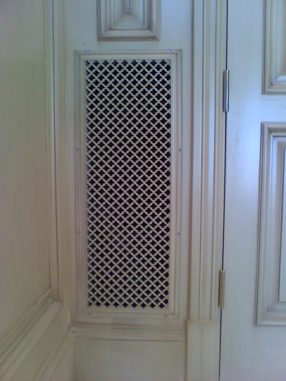 Decorative Grille From Majestic Vent Covers In Northridge Ca 91324