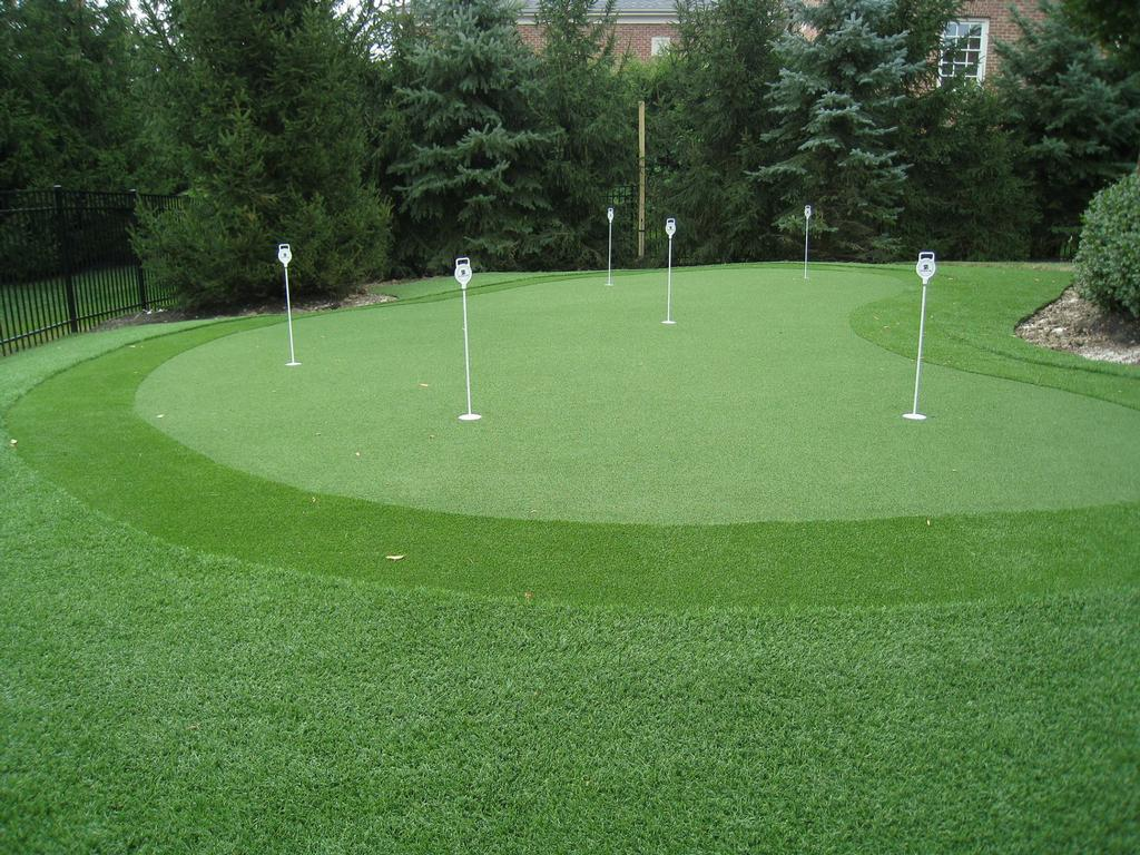 Putting Green From Synthetic Turf Innovations LLC In