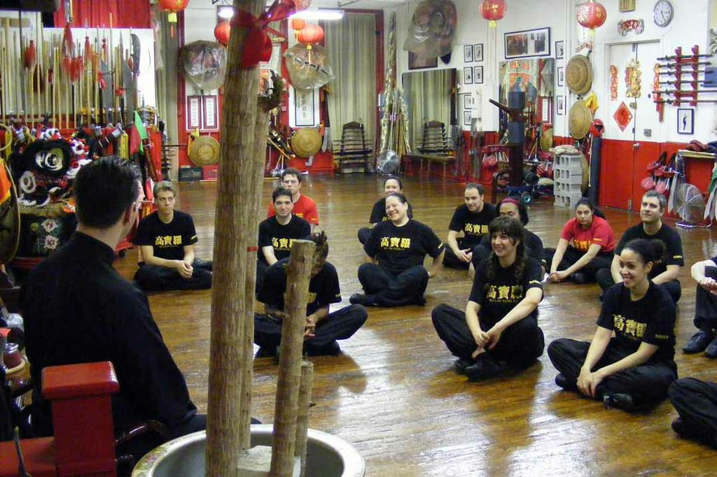 Pictures For Bo Law Kung Fu In New York Ny 10011 Fitness