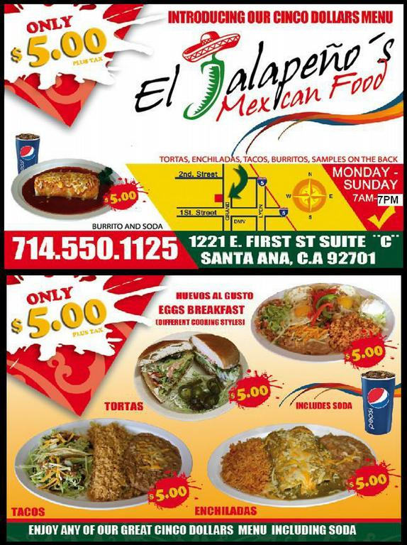 Mexican Food Restaurants In Santa Ana Ca
