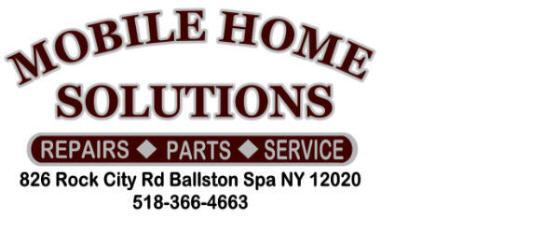 Mobile Home Solutions Ballston Spa Ny
