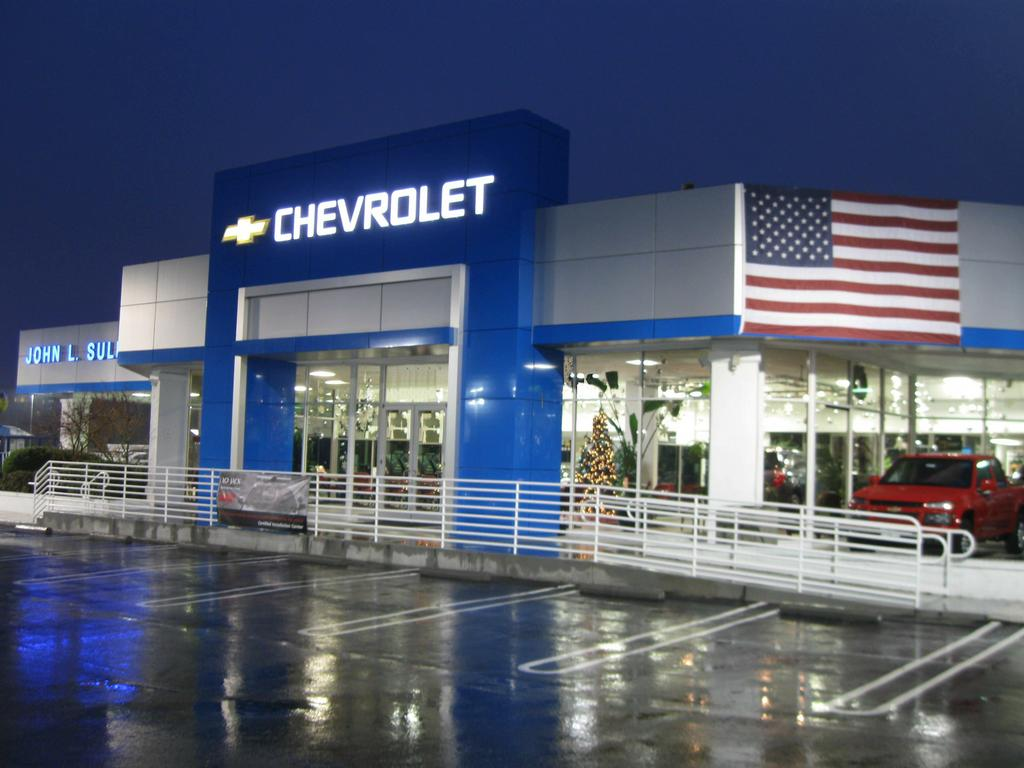 homepage john l sullivan chevrolet roseville autos weblog. Cars Review. Best American Auto & Cars Review