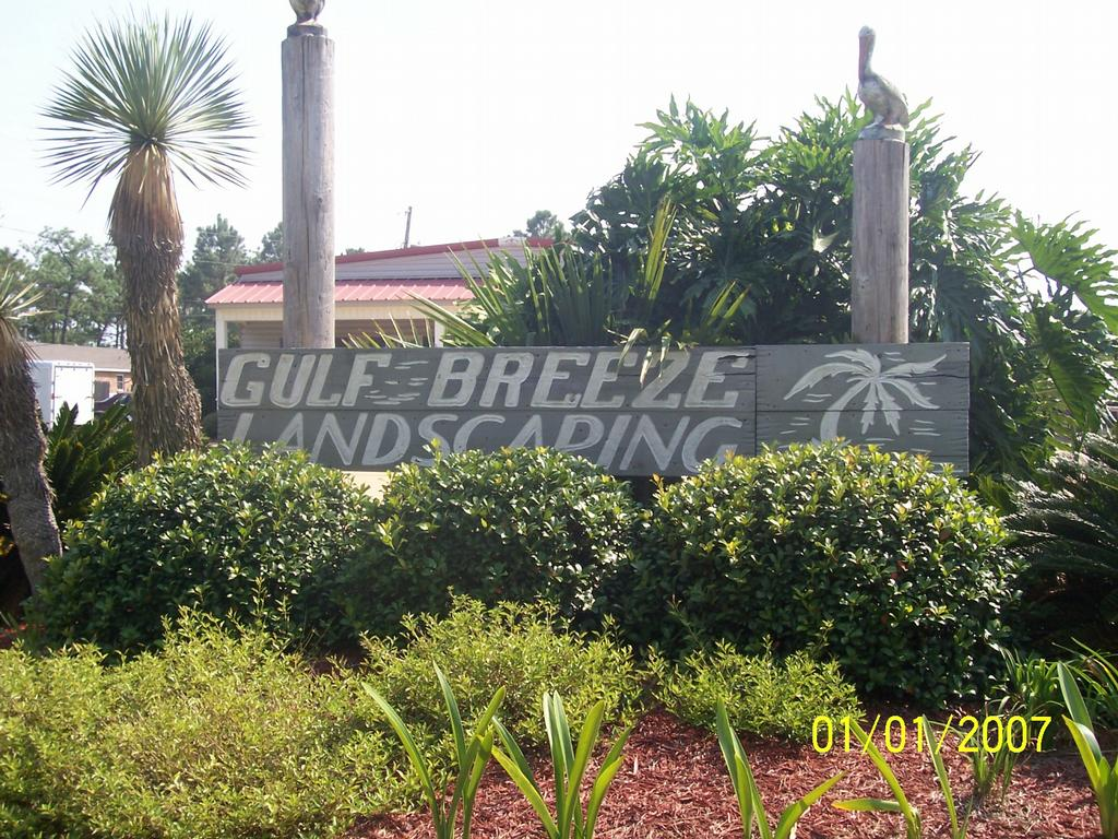 Photos For Gulf Breeze Landscaping