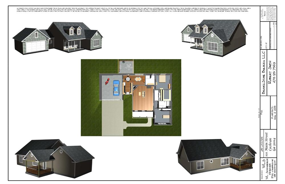 Edc drafting professional residential building designer for Professional building designer