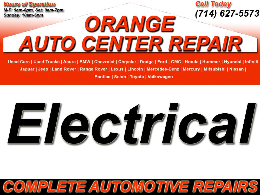 Orange Auto Repair Orange Ca 92867 714 627 5573 Used