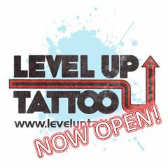 Level up tattoo studio great falls mt 59401 406 564 1230 for Great falls tattoo shops