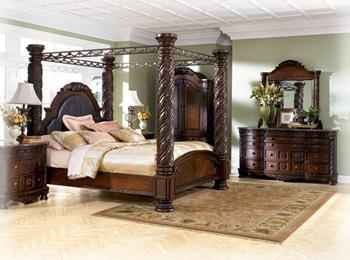 Beautiful North Shore Bedroom Set From American Gallery Furniture In Centervi