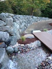 Dansons landscaping inc silverdale wa 98383 360 692 1943 for Landscaping rocks kitsap county