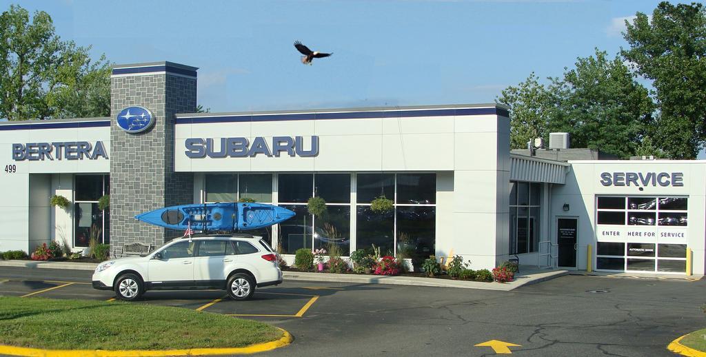 Bertera Subaru West Springfield >> Bertera Subaru Of West Springfield West Springfield Ma
