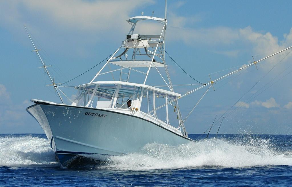 Pictures for outcast charter fishing miami deep sea sport for Deep sea fishing trips