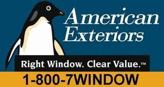 american exteriors saint paul mn 55120 651 454 1998. Black Bedroom Furniture Sets. Home Design Ideas