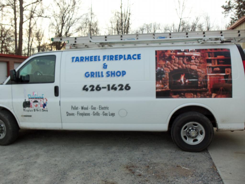Tarheel Fireplace & Grill Shop - Hertford NC 27944 | 252-426-1426