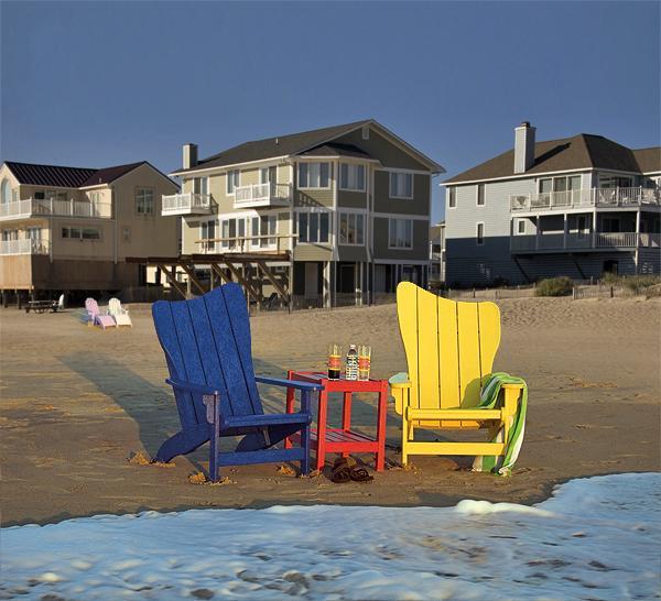 Oskar Huber Furniture & Design At the Beach Beach