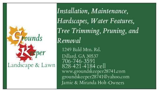 Sample landscaping business cards kubreforic sample landscaping business cards colourmoves