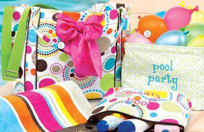 beach bag from Thirty One Gifts, Jennifer Gibson in Peachtree City ...