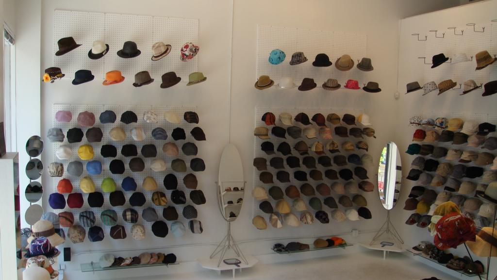Pictures for city hats 63 bleecker st nyc for How to store hats
