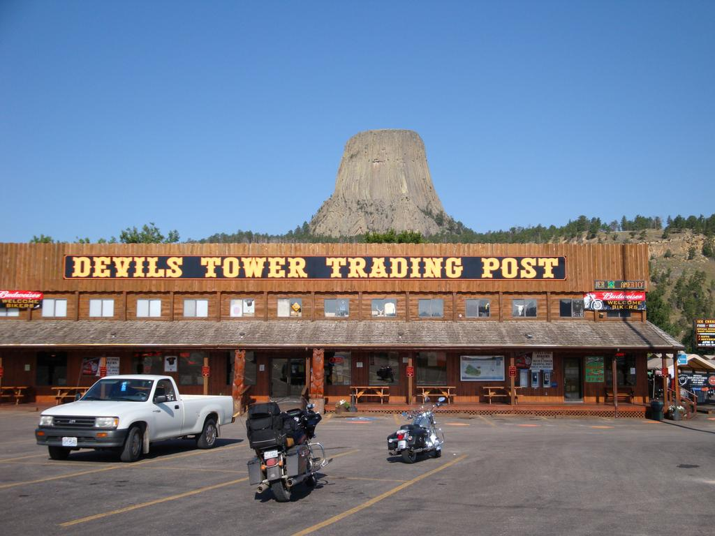 Devils Tower Wy >> Devils Tower Trading Post - Devils Tower WY 82714 | 307 ...