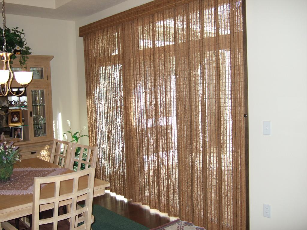 Apartment sliding door curtains - Patio Door Curtains And Blinds Budget Blinds Mount Gilead Oh 43338 740 549 1530 Sliding Door Rods Curtains With For Apartment Patio