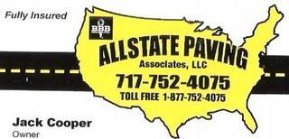 Allstate paving associates llc carlisle pa 17013 877 for 5th avenue salon carlisle pa
