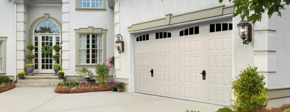 Raised Panel With Arched Thames Windows Sears Garage