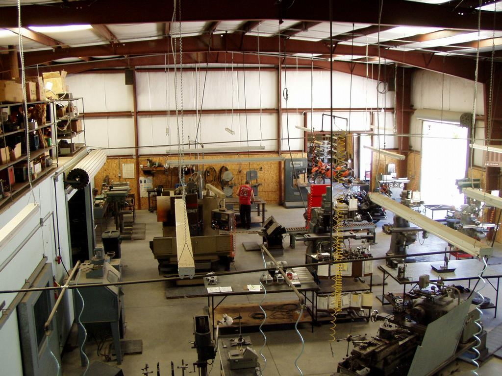 machine shops carson city nv