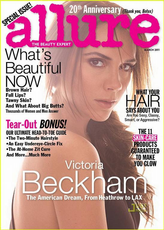 victoria beckham 2011. victoria-eckham-allure-