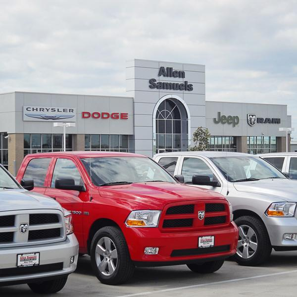 Pictures For Allen Samuels Dodge Chrysler Jeep In Woodway