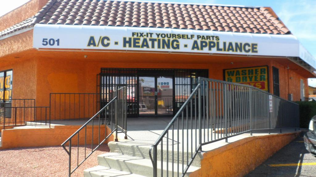Pictures For Appliance Parts Center In Las Vegas Nv 89101