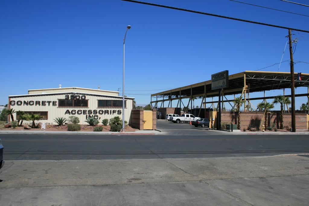 Concrete Accessories Inc Las Vegas Nv 89102 702 873 4810