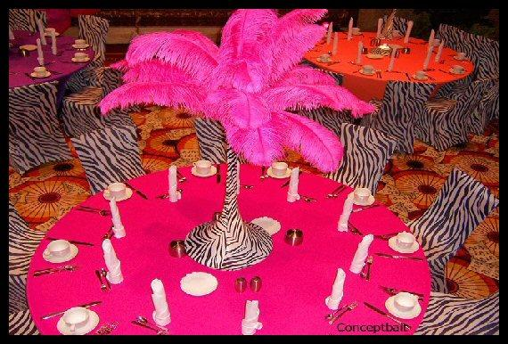 Pictures for Designer Ostrich Centerpieces in Hurst, TX 76053