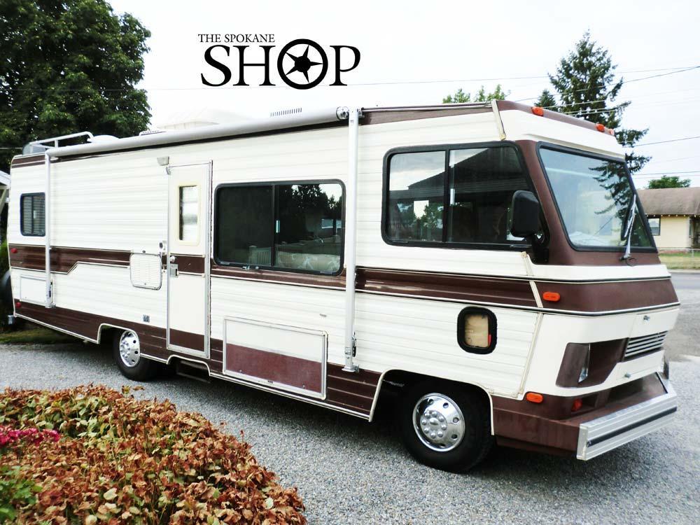 The Spokane Shop Auto Car Truck Van Rv Window Tint Tinting 3m Clear Bra Paint Protection Film