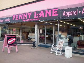 Pennys clothing store