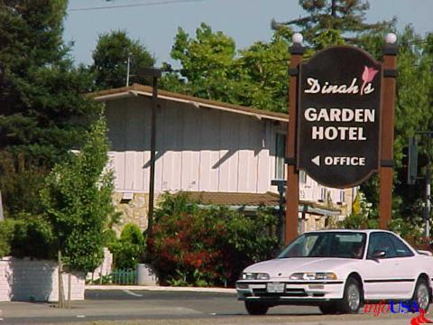 Dinahs Garden Hotel Trader Vics Palo Alto CA 94306 650 798